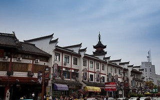 Chenghuang Temple Market