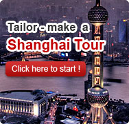 tailor-make a shanghai tour