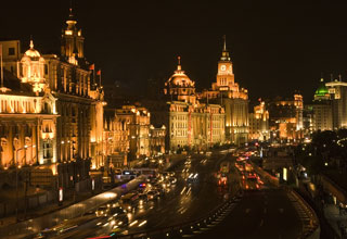 The Bund Nightview
