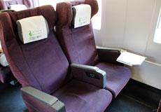 First-class Seat