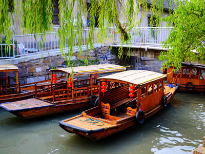 Suzhou Ancient Canal