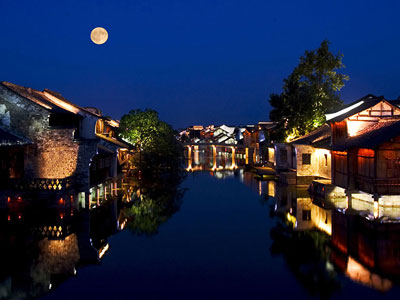 Wuzhen Night